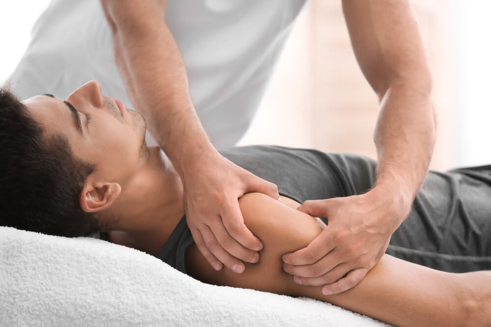 Shoulder Joint Pain Treatment
