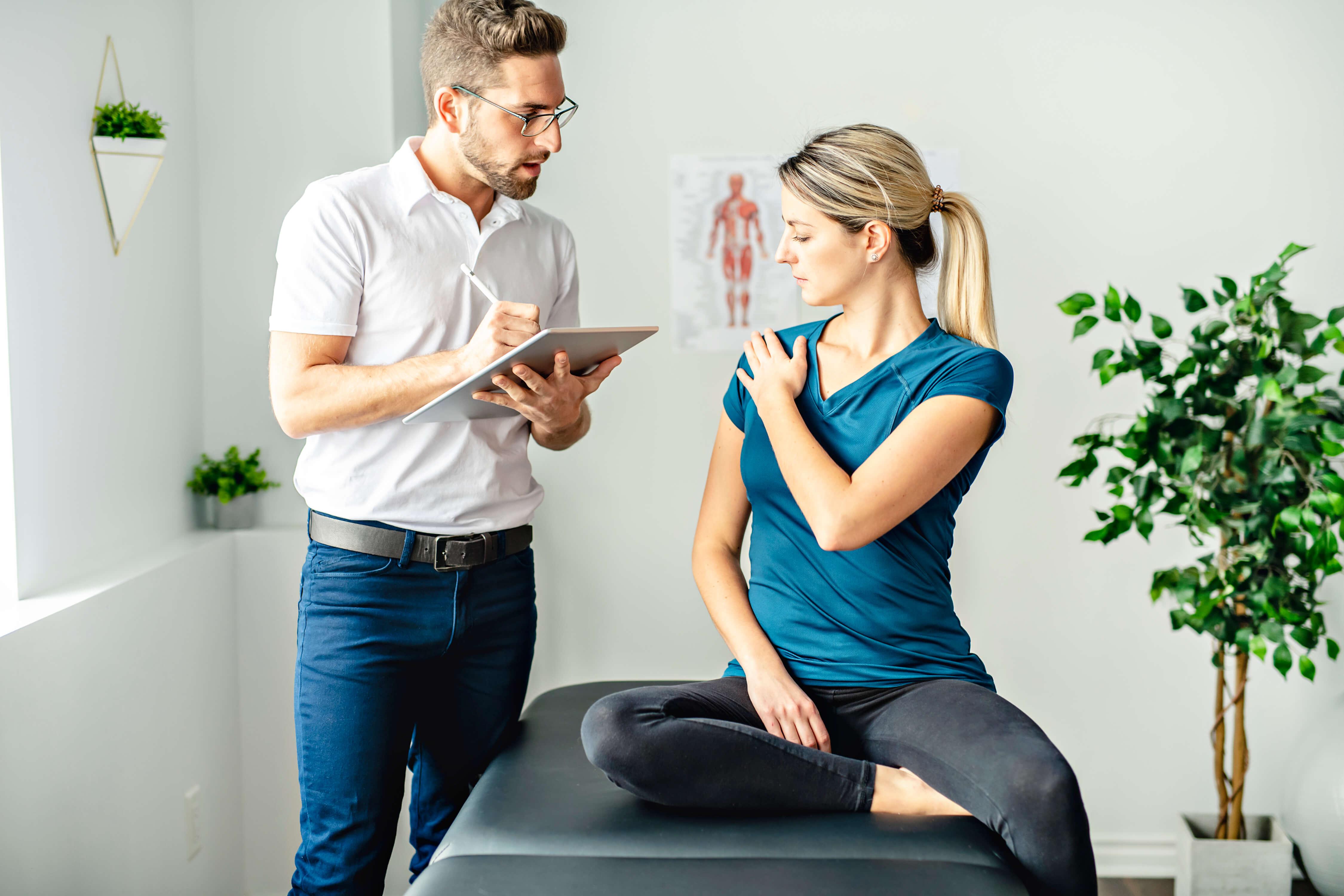 Shoulder Muscle Pain Treatment