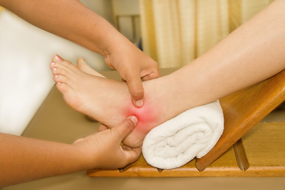 Ankle Pain Treatment Methods