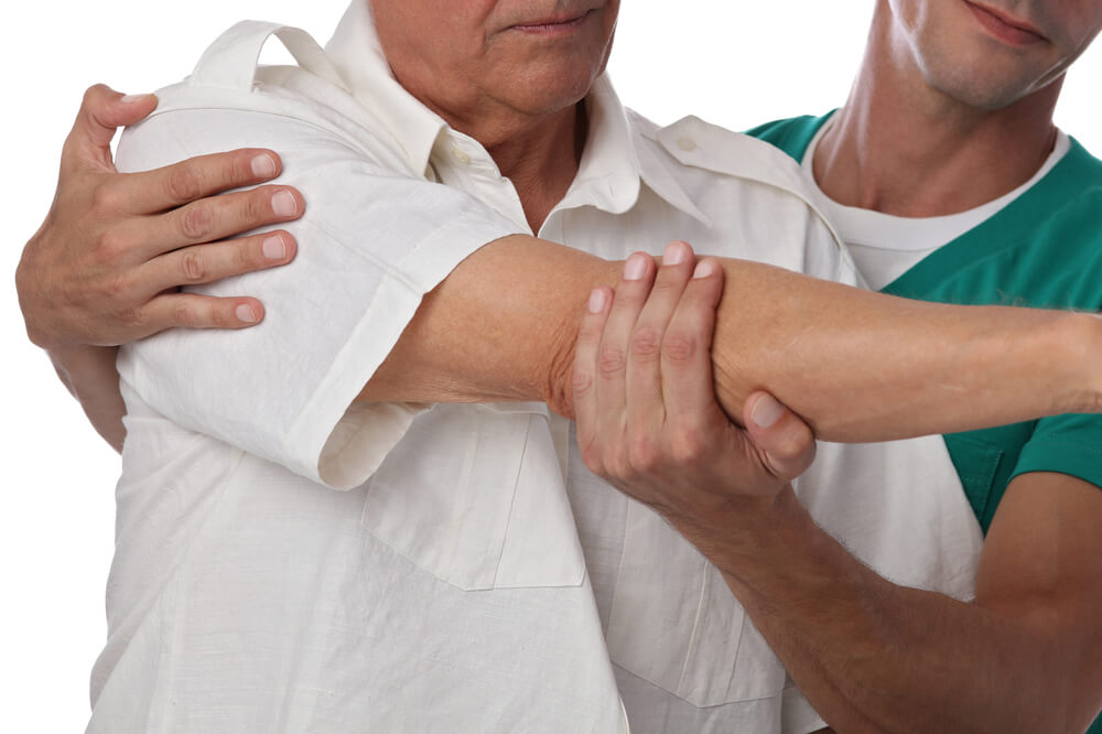 Frozen Shoulder Physical Therapy