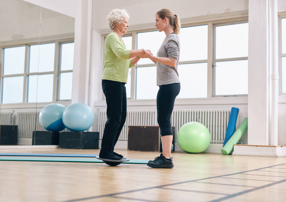 Three Reasons Why Balance Training for Seniors Is Important